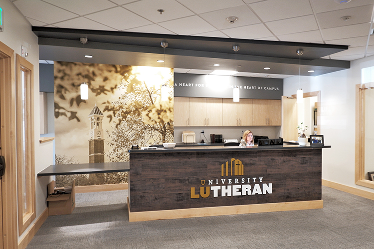University Lutheran Church Project Highlight